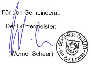 Bgm. Werner Scheer