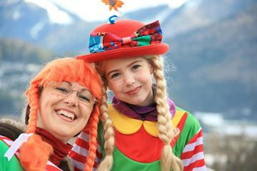 Fasching in Proleb