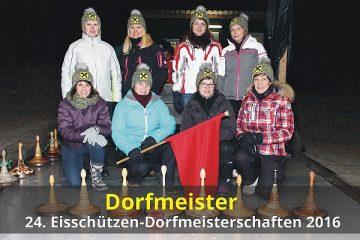 Dorfmeister 2016 'Raiba Girls'